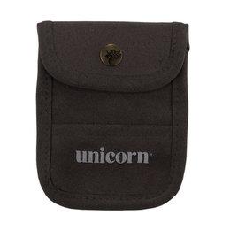 Unicorn Tillbehörsfodral Svart Läder