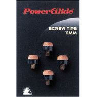 POWERGLIDE SCREW TIPS 11MM 4PC