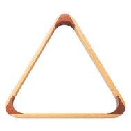 "POWERGLIDE TRIANGLE - WOODEN 2 1/16"" (52.5mm) SNOOKER"